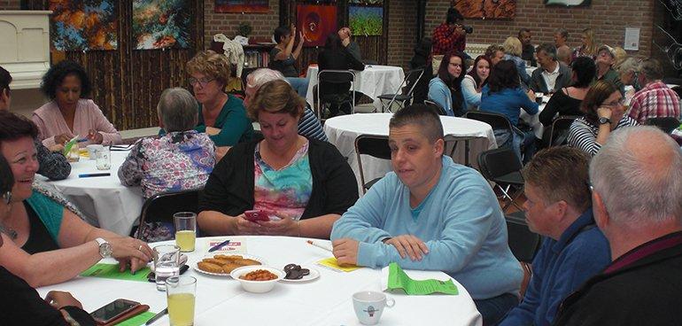 Bijeenkomst vrijwilligers voedselbanken Utrecht-stichting-mohuka