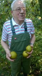 Appels voor Voedselbank utrecht plukken