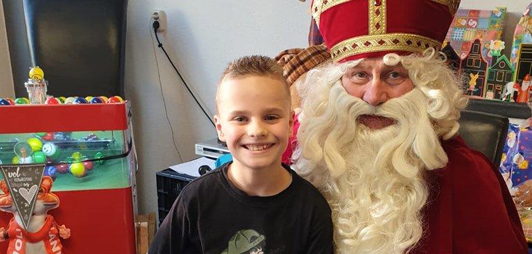 Sinterklaas kinderfeest